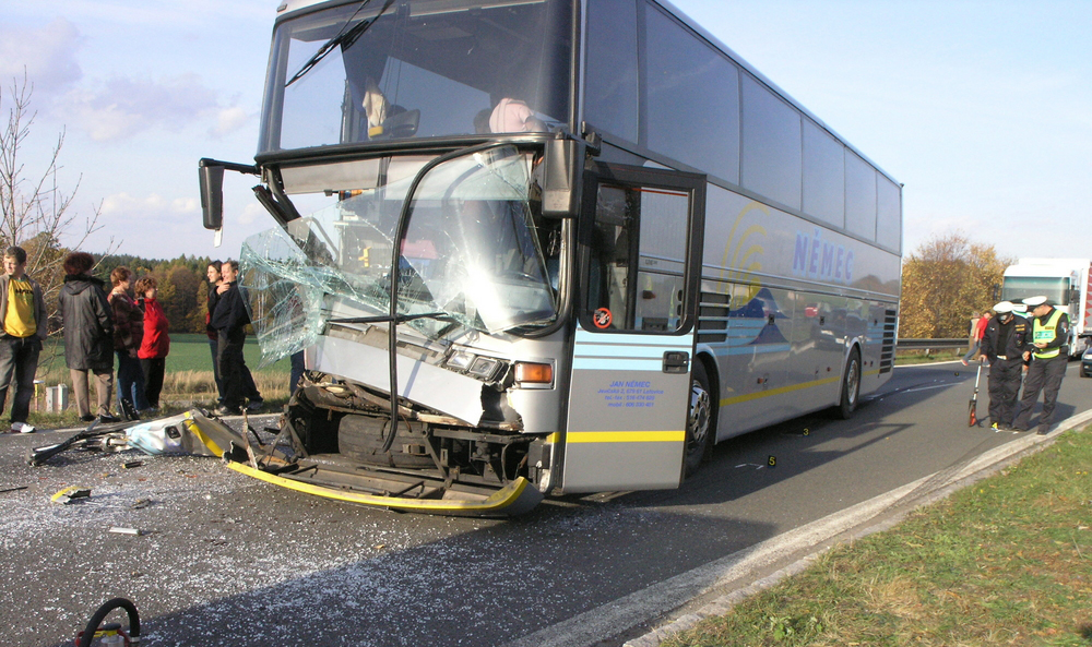 New York DUI Bus Accident